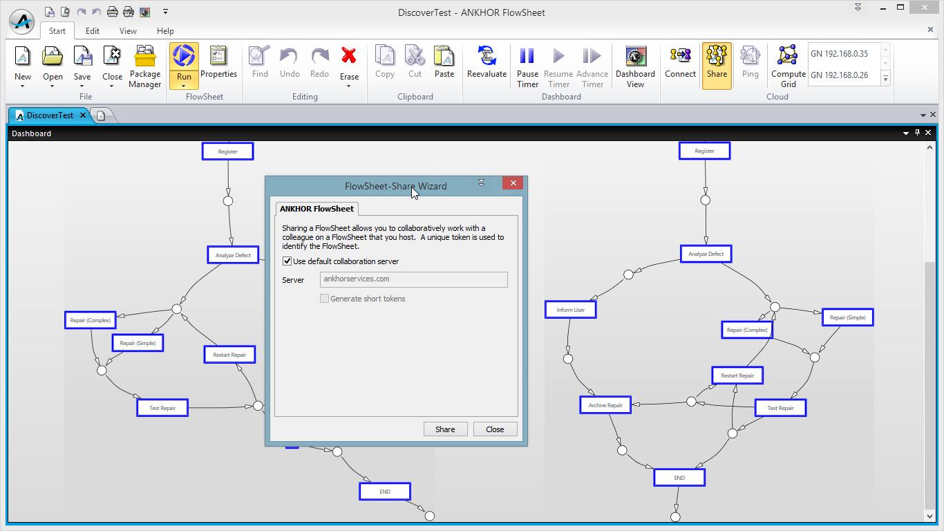 FlowSheet Data Workbench